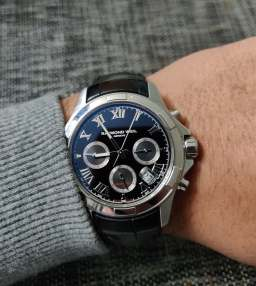 Raymond Weil Parsifal Chronograph Review